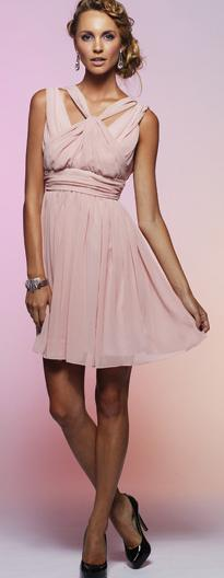 Epic Dress Pale Pink S12