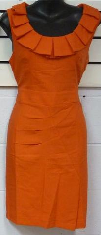 Georgia Dress Orange S12